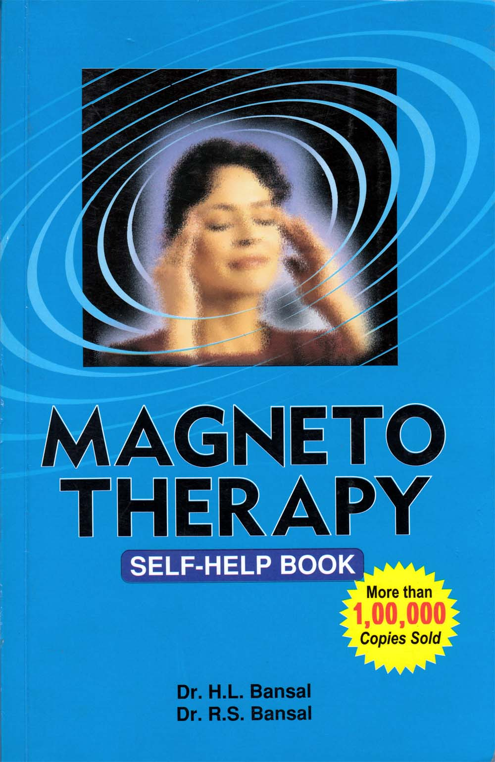 Magneto Therapy Book English Dr.H.L.Bansal