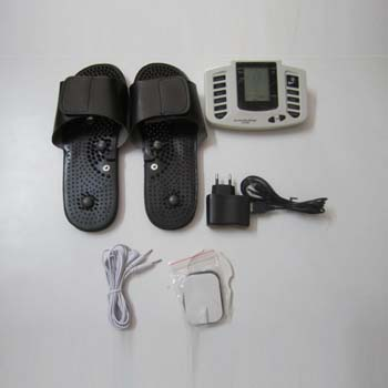 Acupuncture Stimulator Electro Slipper