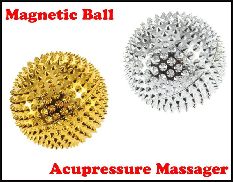 Magnetic Ball Set of-2 with pointed
