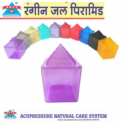 Pyramid Water Kit Assorted Colored (Set-10pc)