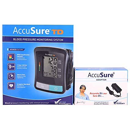 AccuSure TD BP Monitoring System