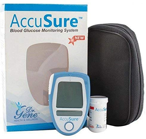 AccuSure Blood Glucose Monitoring System
