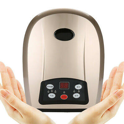 Acu Palm Hand Massager Electro Pressure