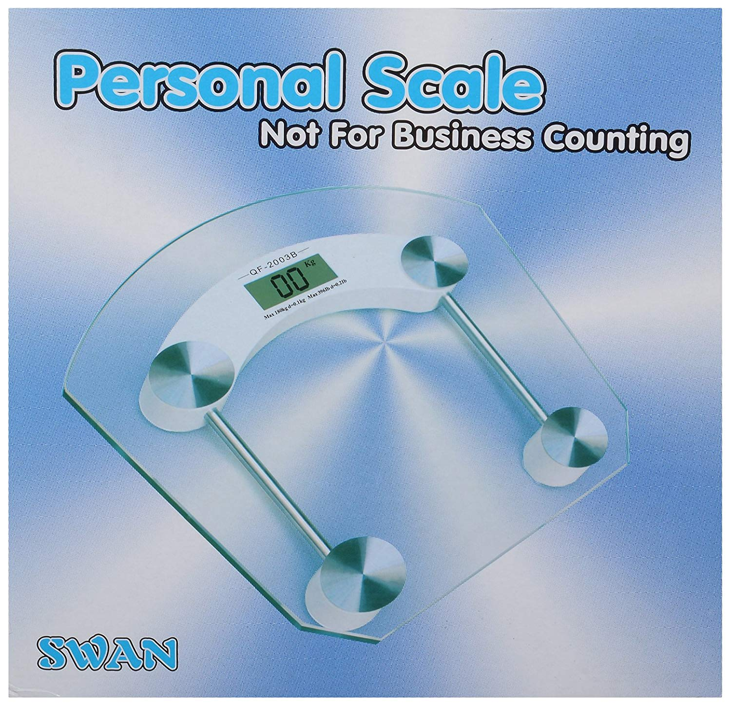 Weight Machine Personal Scale