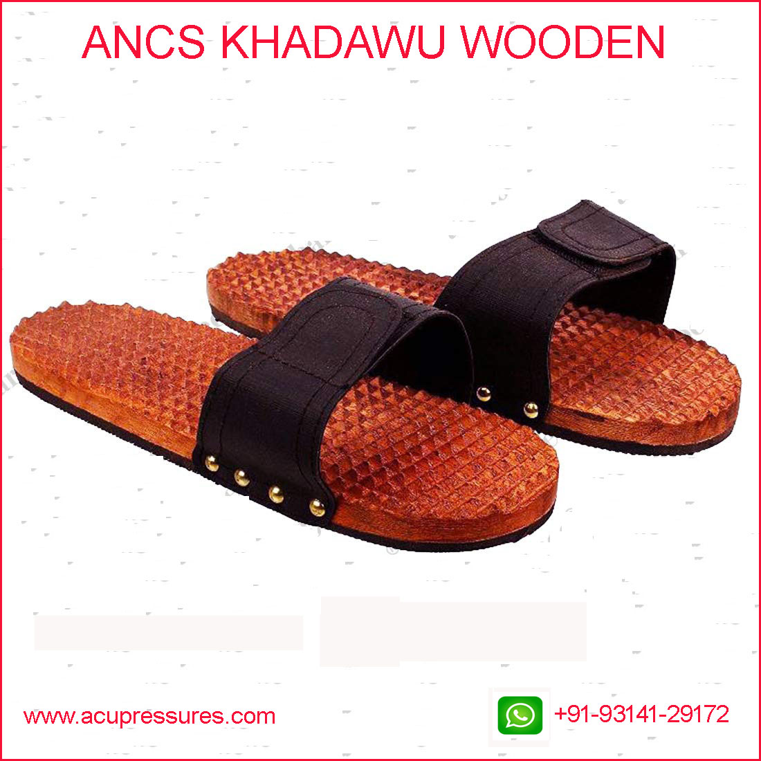 Acupressure Khadawoo wooden best